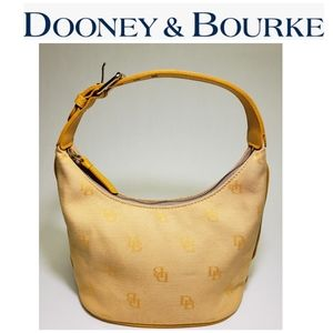 Dooney & Bourke Sunflower Bucket Purse